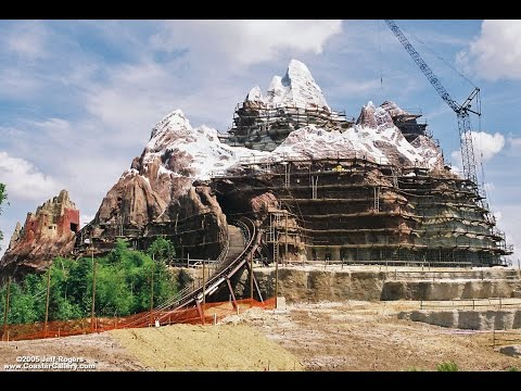 History of the Disney Parks- Expedition Everest