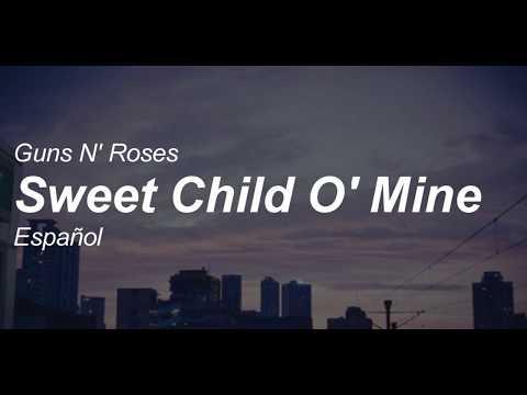 Guns N' Roses – Sweet Child O' Mine(Subtitulado Al Español)
