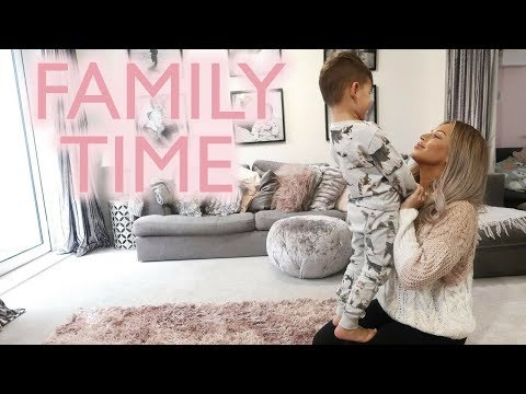 FAMILY TIME & BEHIND THE SCENES OF A YOUTUBE MUM/MOM | Lucy Jessica Carter