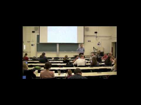 Tim Washburn: Sacramento Area Levees and Flood Protection: History and Current Challenges