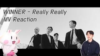 SUB)WINNER(위너) - Really Really/KOREAN REACTION(한국인 리액션)