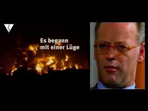 Las mentiras de Alemania en la guerra de Kosovo