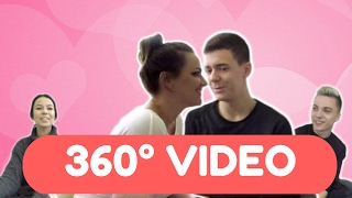 KAKO SE NE LJUBITI 😅 | 2. Dio | 360°  VIDEO | thelazyWAVE, LayZ, Mashin'theBeauty