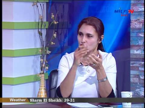 Walaa wasfy - NileTV - Daily Debate 8-8-2016 part 3