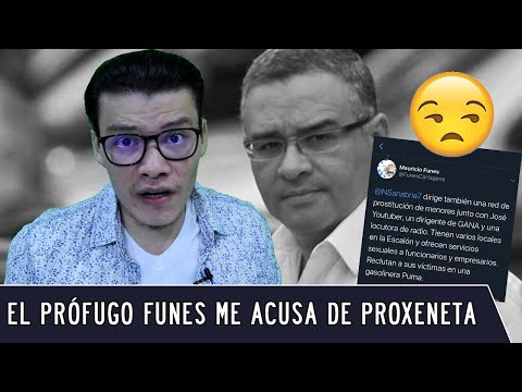 Funes dice que soy proxeneta - SOY JOSE YOUTUBER