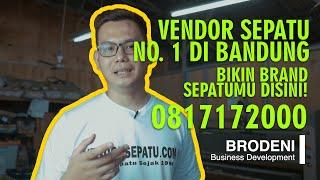 Vendor Sepatu Bandung - Bikin Sepatu Brand Sendiri - Pabrik Sepatu Di Bandung - Produsen Sepatu
