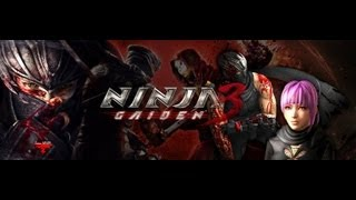 NINJA GAIDEN III Film Game Complet HD Fr