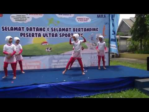 Ultra Sport Day Competition 2016, SD Muhammadiyah Sapen Dance (part 2)