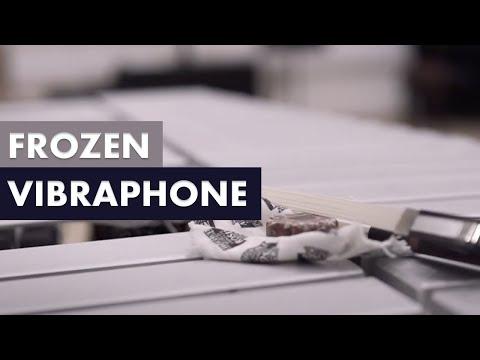 Frozen Percussion: Vibes - Announcement Trailer