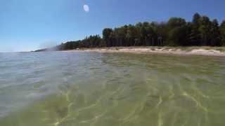 Feddet strand 20-07-2013.