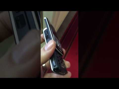 Nokia 6270 masculine slide