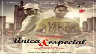 ►Unica & Especial (Fantasma 2) - Zion & Lennox (Original) ★Reggaeton 2012★◄