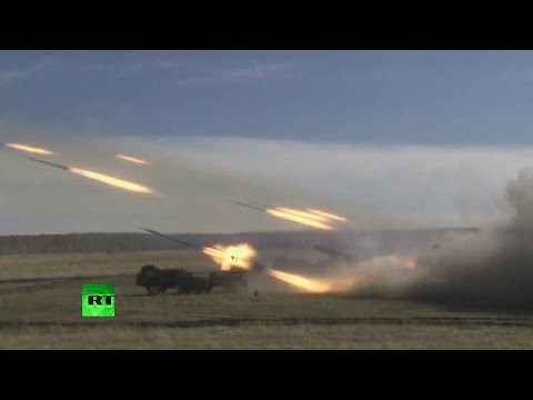 "RUSSIE : TEST-LANCE MISSILES "" ULTRA-INTENSE ""  , EXERCICES MILITAIRES .HD1080p"