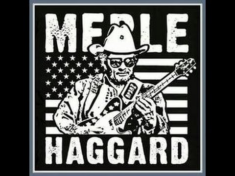 Merle Haggard - Branded Man (Lyrics on screen)