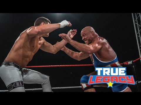Kurt Angle vs. Cody Rhodes (True Legacy 2016)
