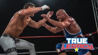 Kurt Angle vs. Cody Rhodes (True Legacy 2016)