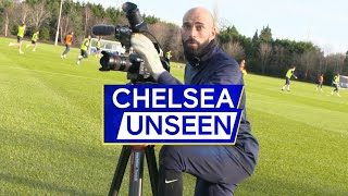 Tammy Abraham's Crossbar Challenge, Willy Caballero on Camera & Open Training 🤣🎥 | Chelsea Unseen