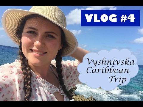 Vyshnivska Caribbean Trip; VLOG #4 - Cayman Islands