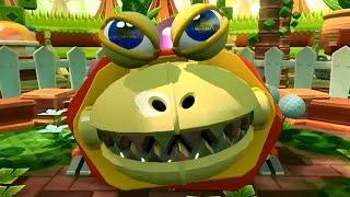 Nintendo Land - Pikmin Adventure - All Boss Battles