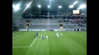 Stabæk Jr. - Rosenborg Jr. Cupfinale  31/10/2009