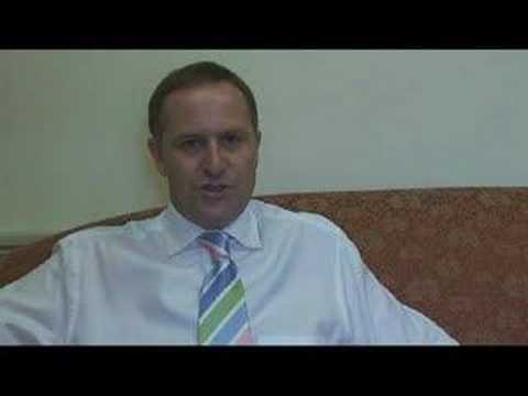 John Key - Video Journal 30