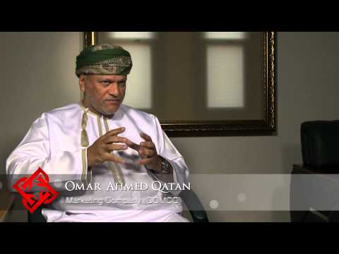 Oman Oil Marketing Company (OOMCO) CEO Omar Ahmed Qatan on energy marketing in Oman