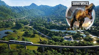 PS4 Games | Jurassic World Evolution - Challenge Mode Trailer
