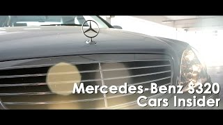 cars insider mercedes benz s320 w220