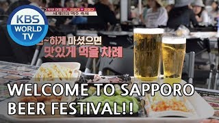 Welcome to Sapporo Beer Festival ! [Battle Trip/2018.09.23]