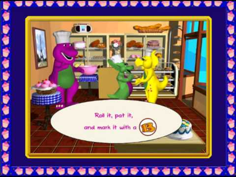 Pat A Cake Barney Song Youtube