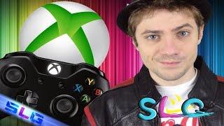 Xbox One et Politesse - SLG N°75 - MATHIEU SOMMET