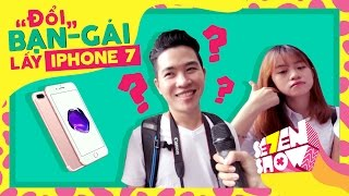 se7en show doi nguoi yeu lay iphone