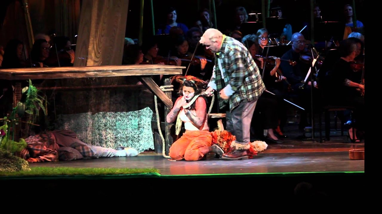 "Janacek's ""The Cunning Little Vixen"" at the New York Philharmonic, 06/22/11"