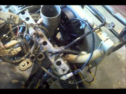 Suzuki King Quad 700 Wiring Diagram New 660 Fan Youtube