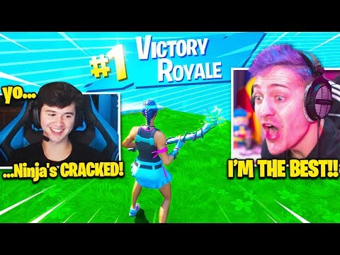 BUGHA *AMAZED* When NINJA Does THIS In SQUADS TOURNAMENT W/FaZe Clan! (Fortnite) Ft. CLIX