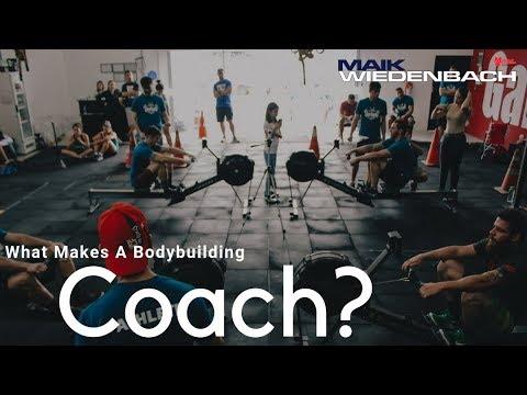 What makes a Good Bodybuilding Coach?