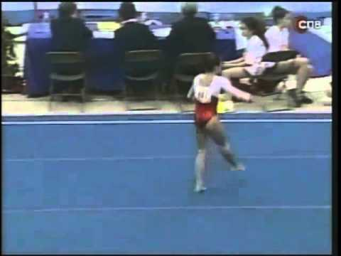 Kayla Hoffman   2005 Friendship Classic Floor Exercise