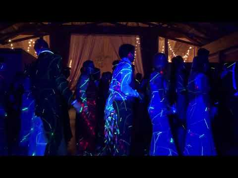 Gobles High School dazzles prom 2019 with Garden of Lights theme