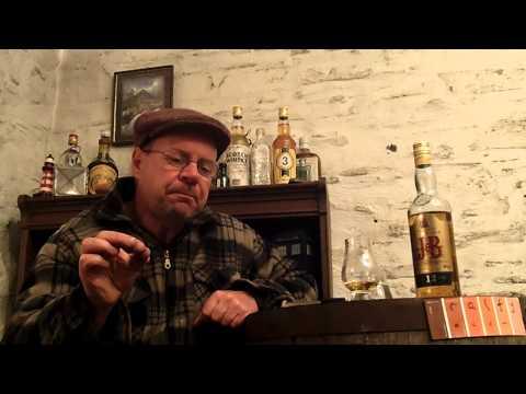 whisky review 538 - J & B 12yo pure malt scotch