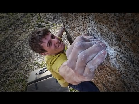 Pol Roca Targassone King Sharma climbing video