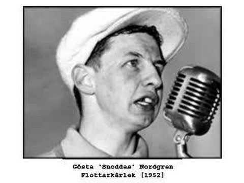 Gösta 'Snoddas' Nordgren - Flottarkärlek (1952)