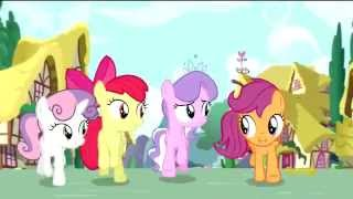 The Light of Your Cutie Mark - MLP FiM - The CMC + Diamond Tiara (song+mp3)[HD]