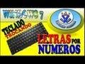 Dica de Informática - Dica 013 - Teclado Notebook desconfigurado troca letras por números ao digitar