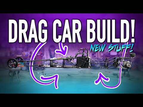 RACE CAR BUILD BEGINS! (Dragster Tear Down and UPGRADES!)
