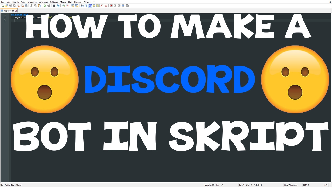 Skript Addon] Vixio - The Best Discord Addon on the Market