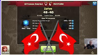 OTTOMAN EMPİRE 1923TÜRK Klan Savaşları Clash Of CLans
