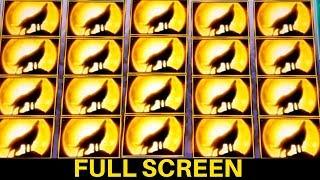 SilverWolf Slot Machine Bonus ★☆BIG WIN☆★ Full Screen Wolfs