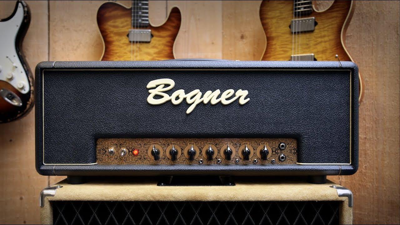 cheap for sale wholesale sales great look Bogner Helios   Haar Guitars Demo