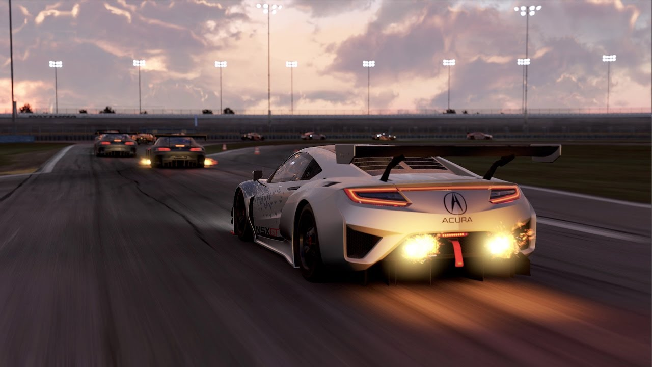 best graphics racing game pc
