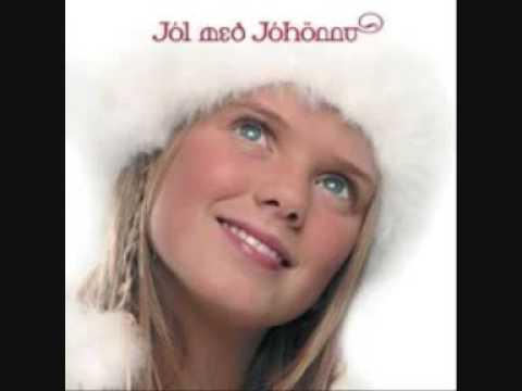 Yohanna (christmas song) Jóhanna Guðrún -  Jólin eru að koma